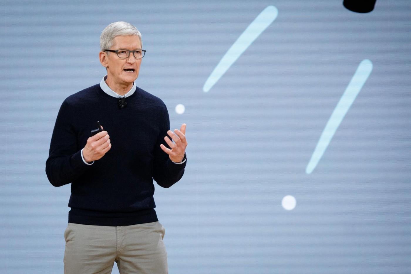 iPhone新機滯銷,蘋果快不行了?庫克點出兩個外界沒看見的實力