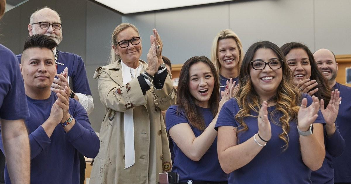 年薪破7億超越庫克,擦亮蘋果時尚精神——矽谷女王Angela Ahrendts|數位時代