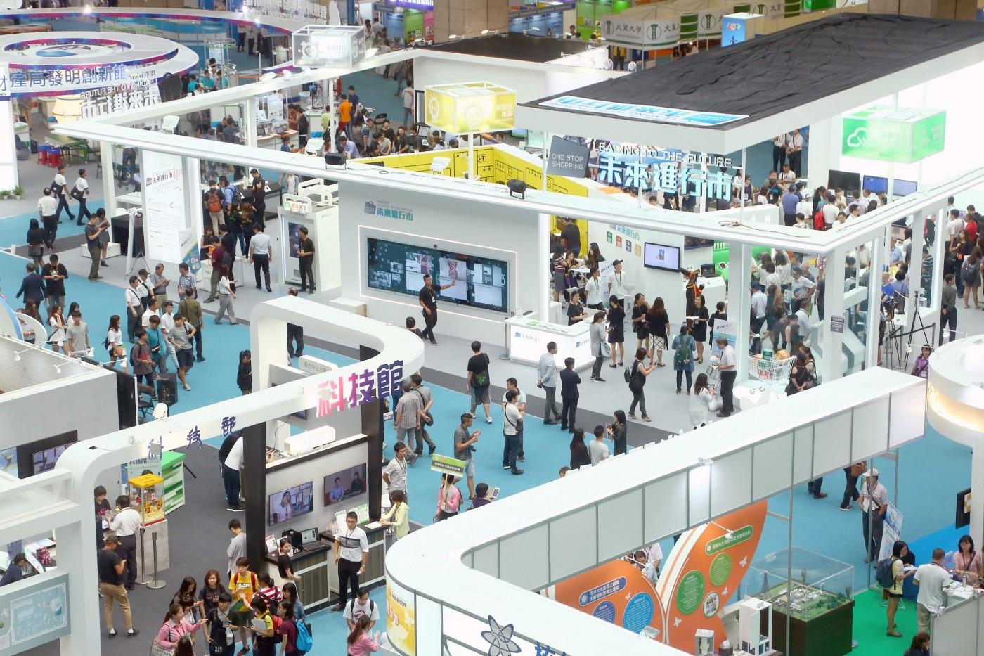 匯聚創新 決勝未來 「台灣創新技術博覽會」熱烈報名中!