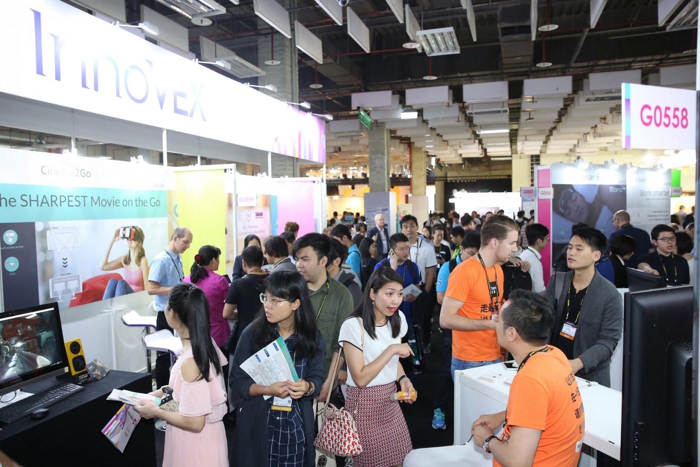 COMPUTEX 2018 新創盛會InnoVEX展區 劃時代科技應用盡在眼前