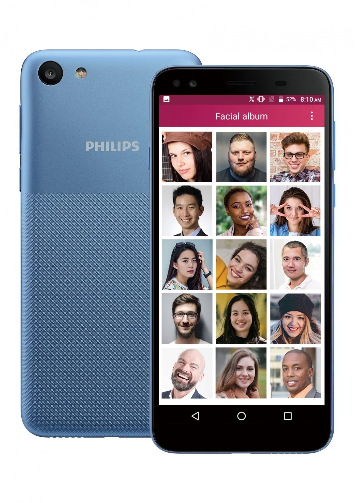 新創與大廠合作再添佳話!Deep Force與飛利浦合作推出內建智慧相簿手機