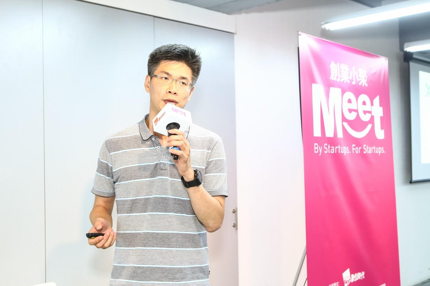 趨勢、人才、資源,詹益鑑談台灣生醫新創崛起的機會與挑戰
