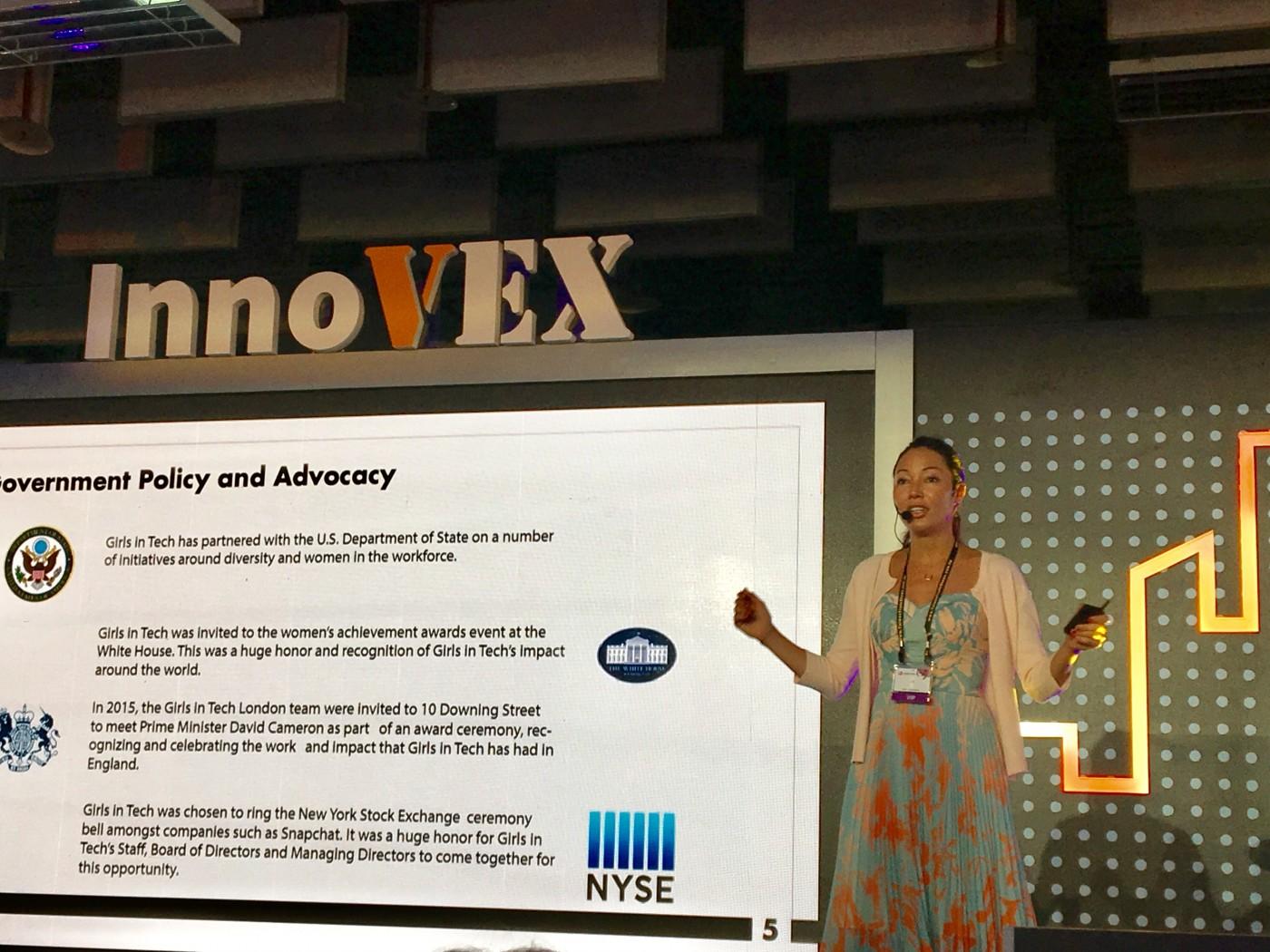 女力崛起,Girls In Tech如何幫助女性創業、進入科技業發展?