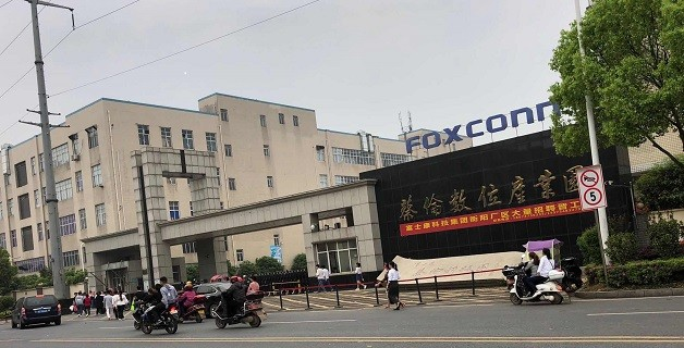 血汗亞馬遜中國上演,富士康工廠勞工超時內幕曝光
