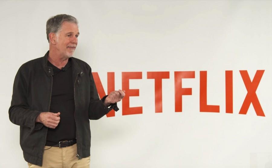 市值超越迪士尼!Netflix 執行長的領導哲學:我曾經一整季沒做任何決策