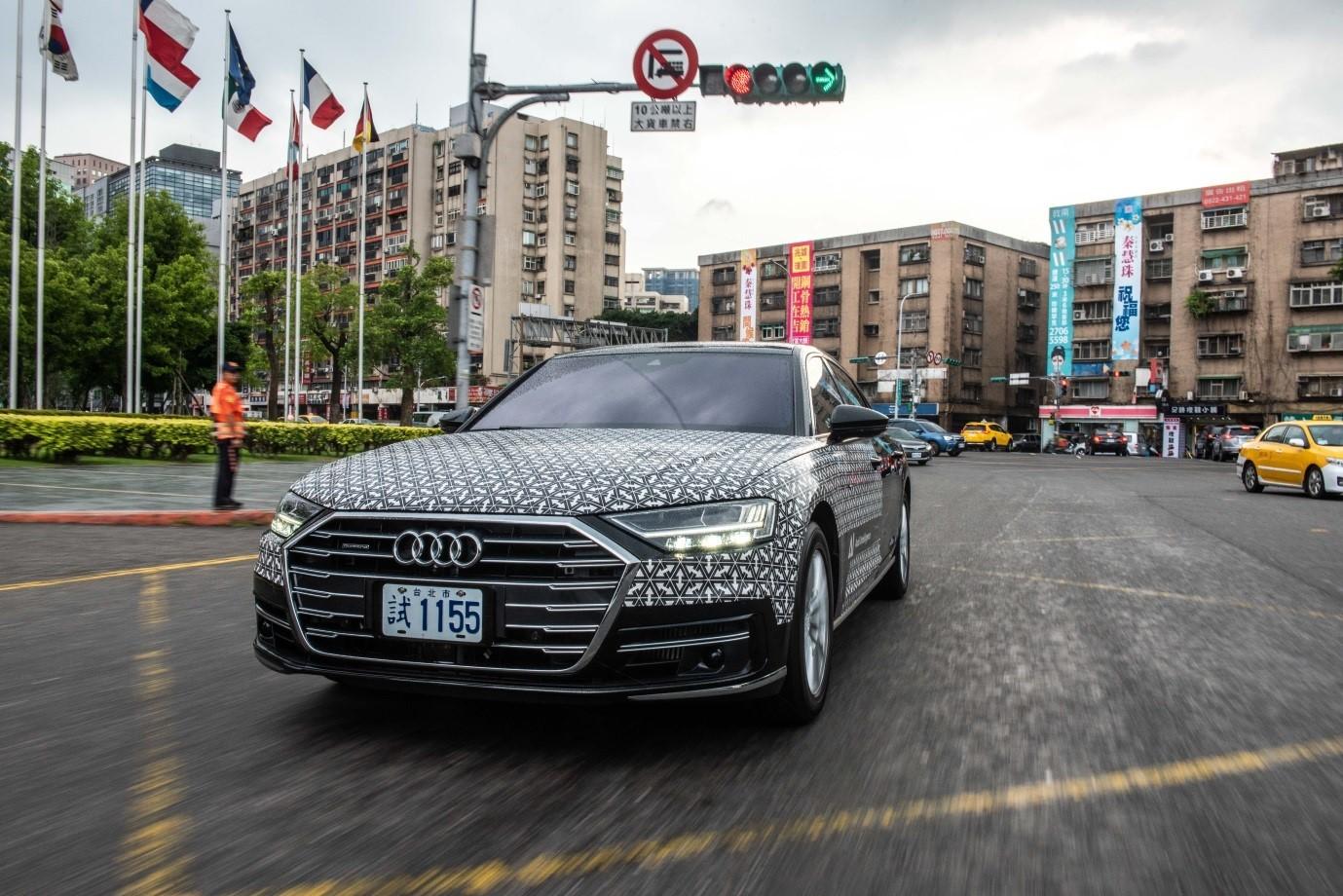 顛覆視野,汽車大廠揭示智慧移動未來樣貌