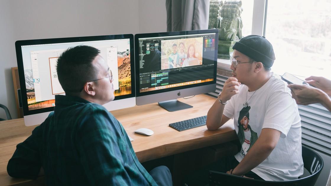 专业电影人的iMac Pro使用体验<p></p>用FCPX剪辑2.jpg