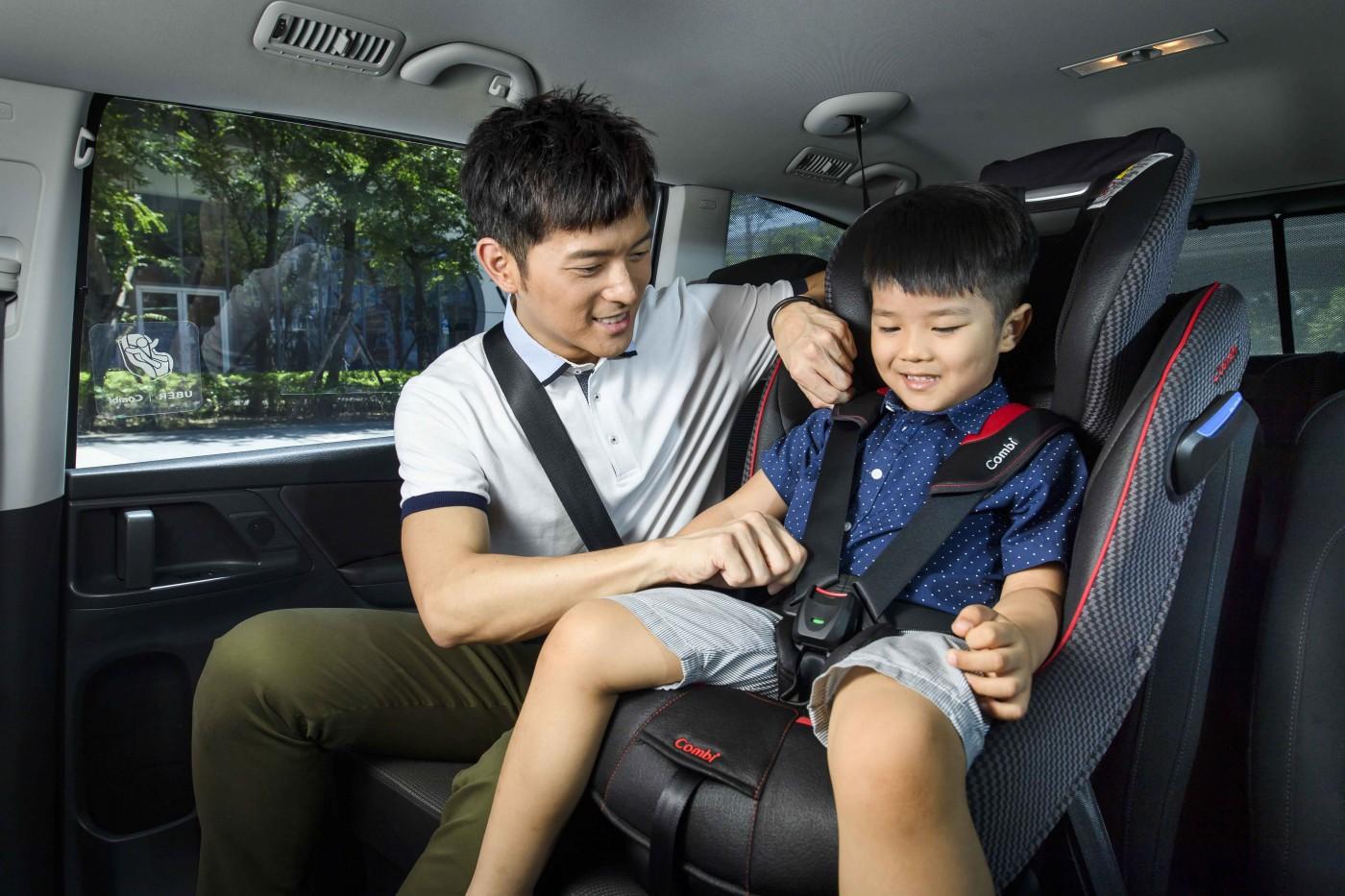 Uber搶攻親子共乘市場,「寶寶優步」服務在台上線