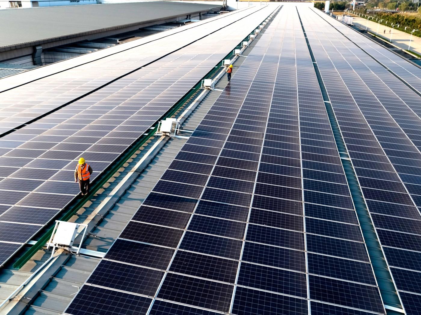 蘋果力推中國清潔能源基金,聯手10家供應鏈投資90億元