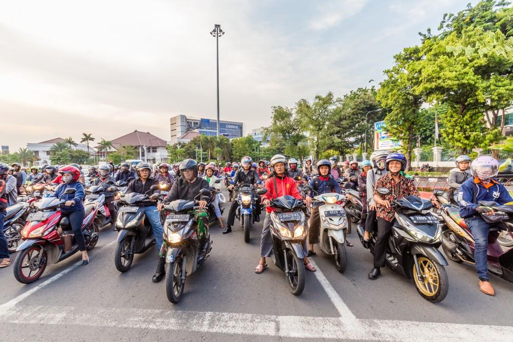 抗空污,Honda與Panasonic攜手在印尼推換電式電動機車