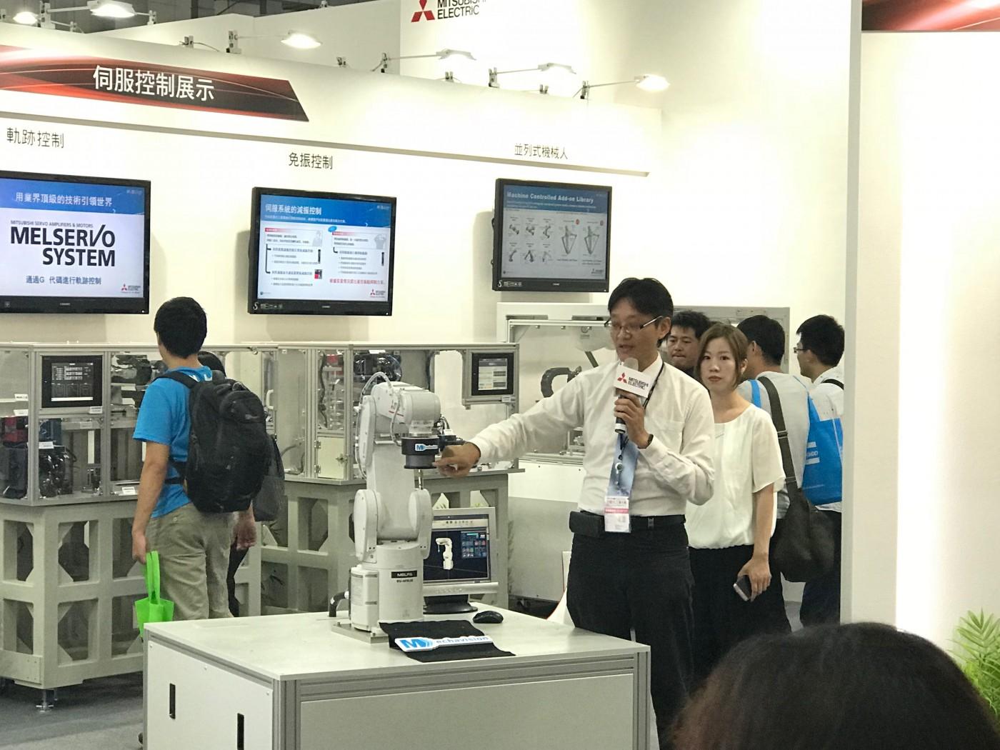 工业机器人打入8寸芯片供应链,达明不靠广达如何走出一片天?<p></p>IMG_6099.JPG
