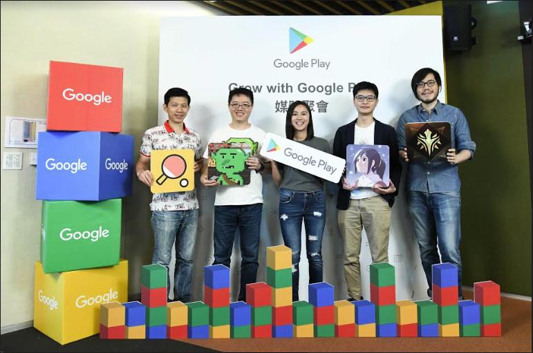 台灣仍是Google Play前五大市場,現在是遊戲開發者最好的時代嗎?