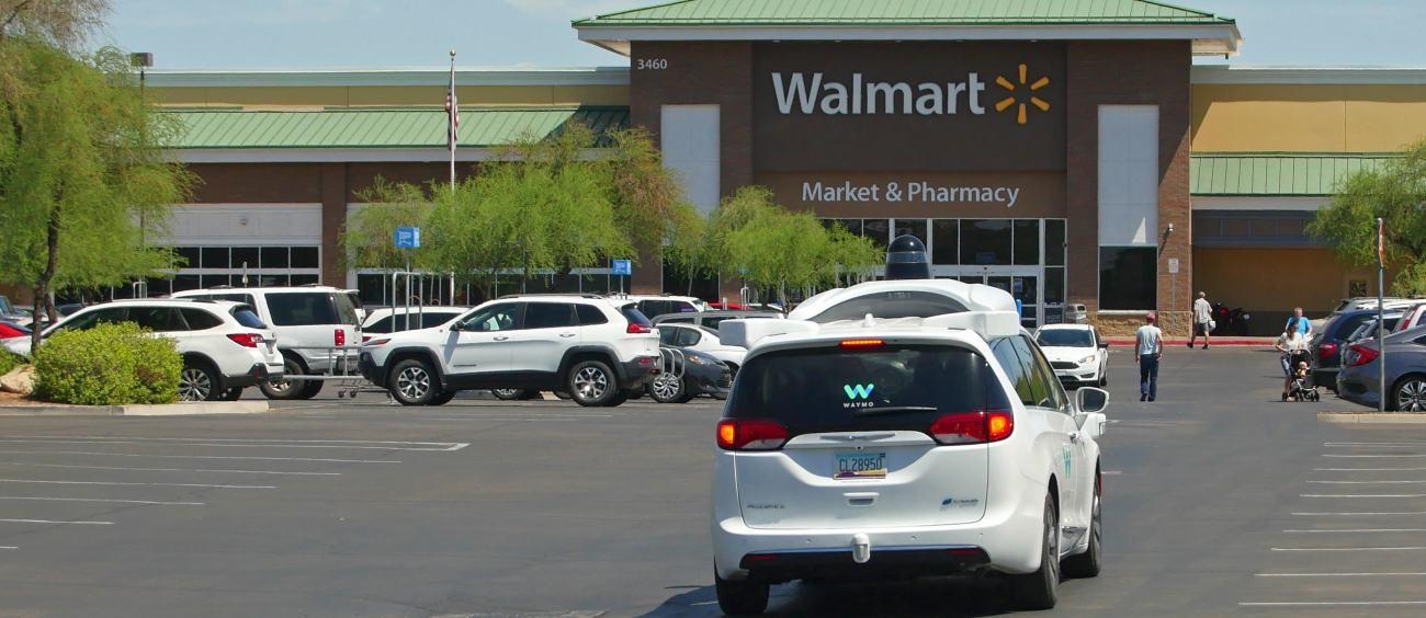 搶攻生鮮雜貨市場再出招,亞馬遜、沃爾瑪接連推出「購物得來速」