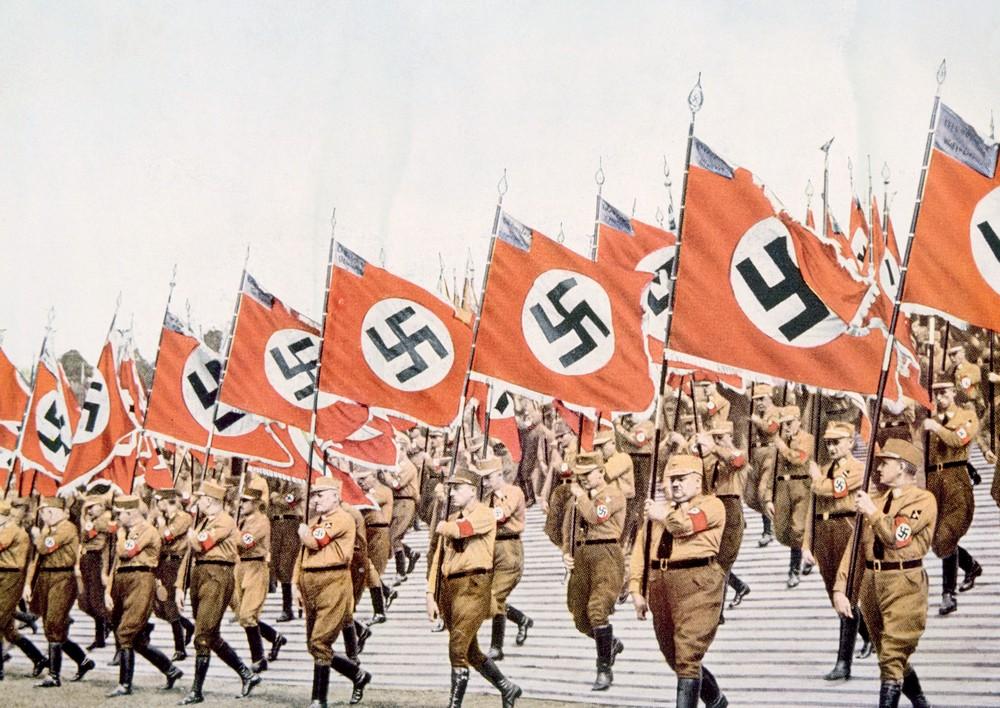 遊戲裡重見天日的納粹記號