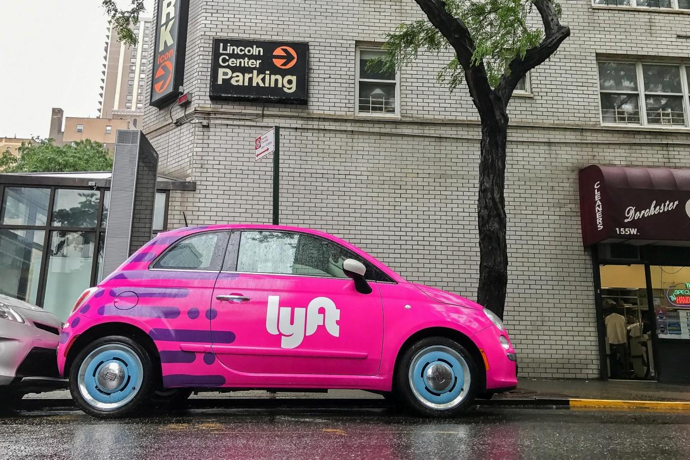 美國叫車服務二哥Lyft下週搶先Uber IPO,市值預估破200億美元
