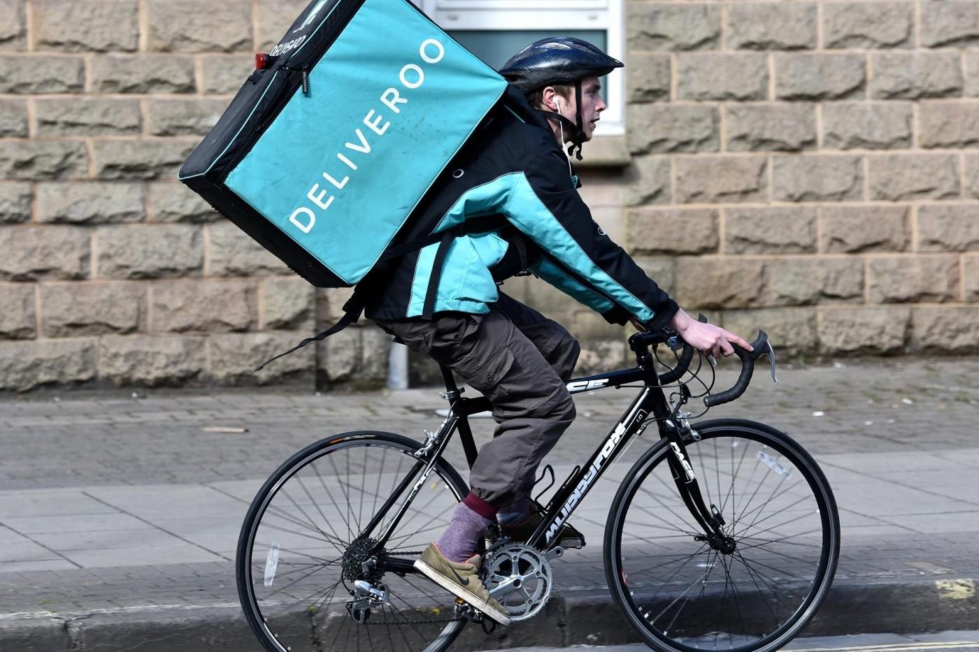 外送市場震撼彈!主攻高級送餐服務Deliveroo宣布將進軍台灣