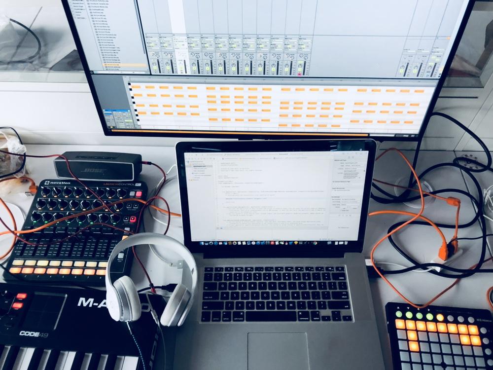從DJ到蘋果獎學金得主——一個文科生的「音樂+程式設計」之路