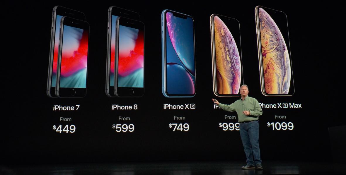 蘋果iPhone XR開出近萬元優惠,暗示銷售告急?