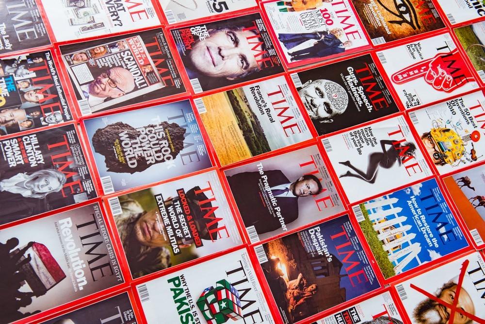 豪砸57億買下《時代雜誌》,科技大亨收購媒體當戰利品?