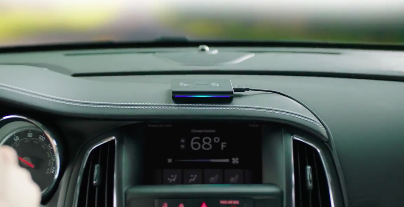 亞馬遜Alexa狂賣1億台裝置後,下一步放眼車用智慧聲控