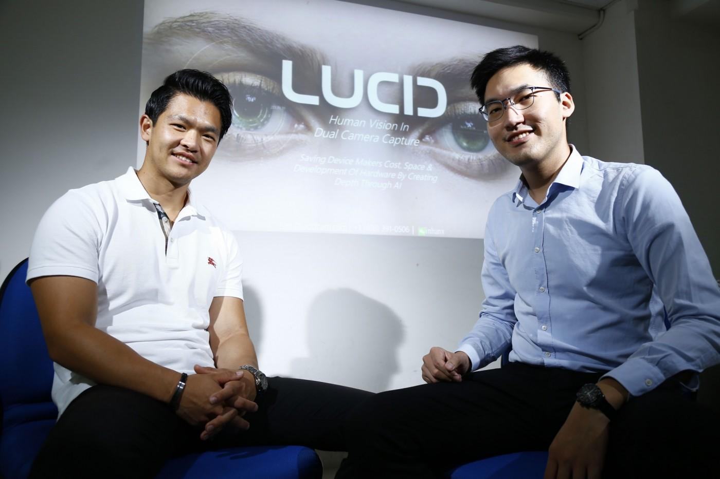 瘋狂大膽的華裔創業家,LUCID VR要讓手機成為AI的眼睛
