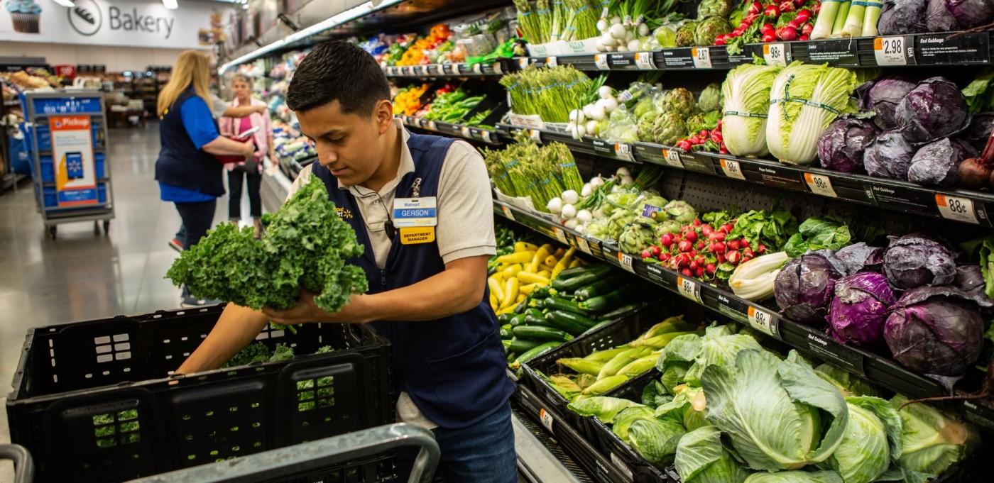 追蹤食材從7天降到2.2 秒,沃爾瑪要求蔬果資料通通上鏈