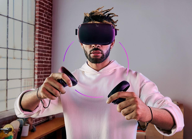 Oculus發表新無線VR頭盔,但5位創辦人卻全數缺席引聯想