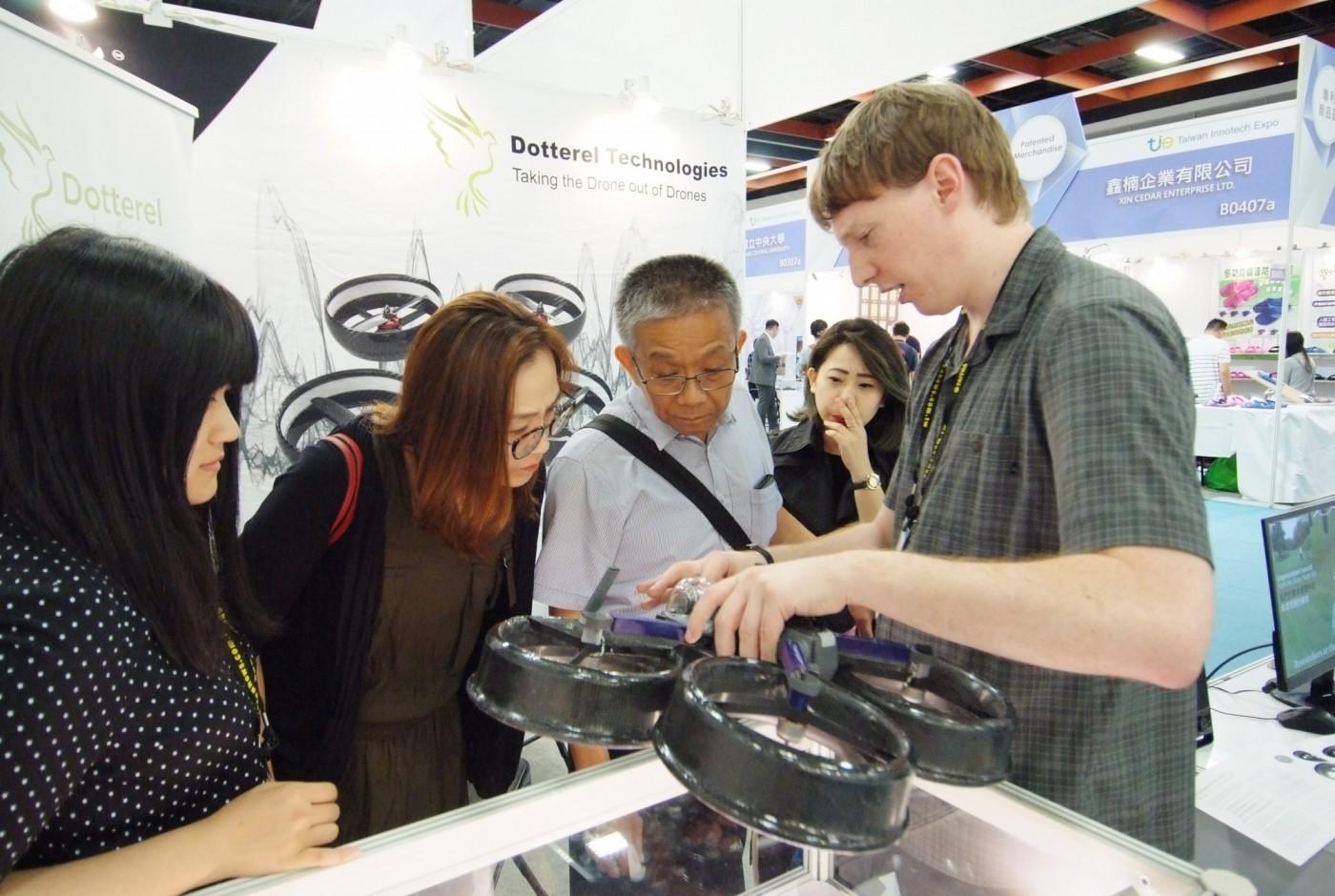 2018年台灣創新技術博覽會圓滿落幕 跨域研發技術國際肯定