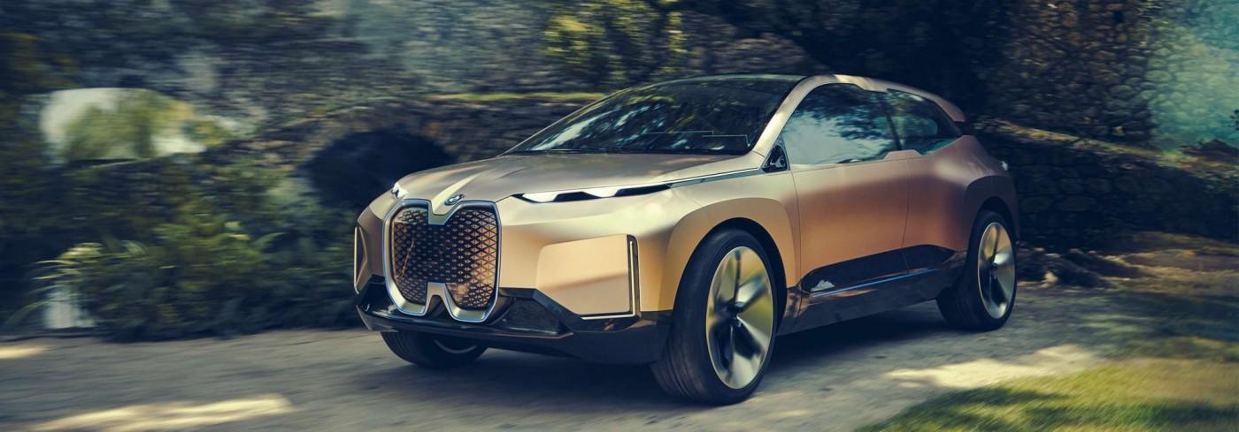 人車互動更緊密!BMW推未來智慧車,呼叫操作介面用「摸」的