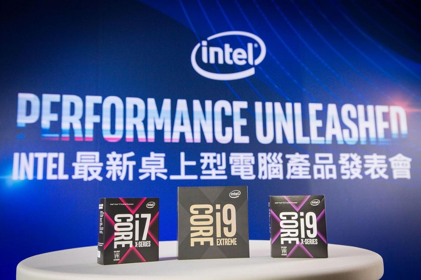 處理器缺貨風暴下,英特爾搶發表第9代CPU,迎戰對手超微