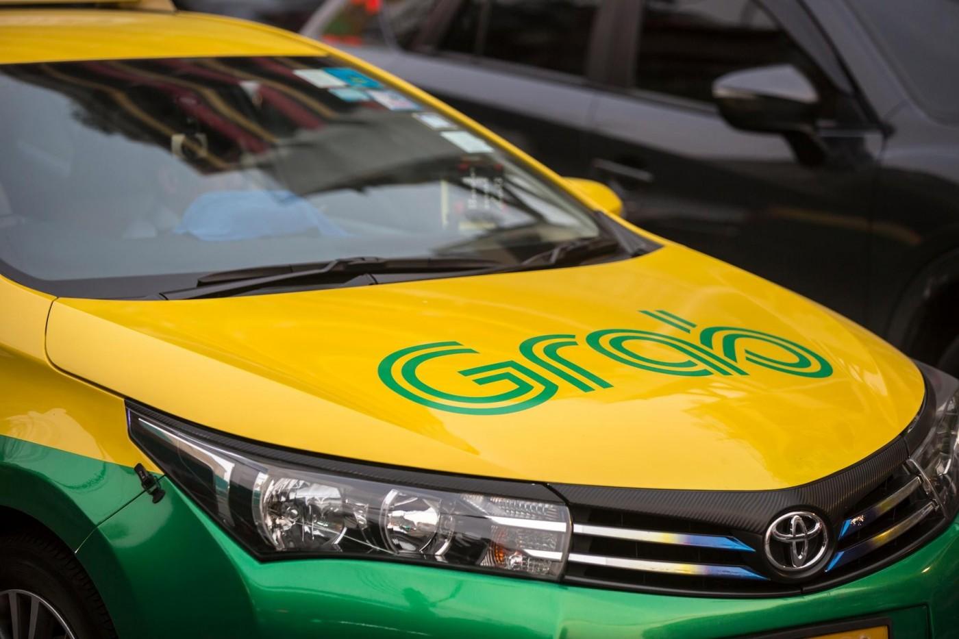 東南亞叫車巨頭Grab獲微軟投資,要用AI、大數據強化乘車安全
