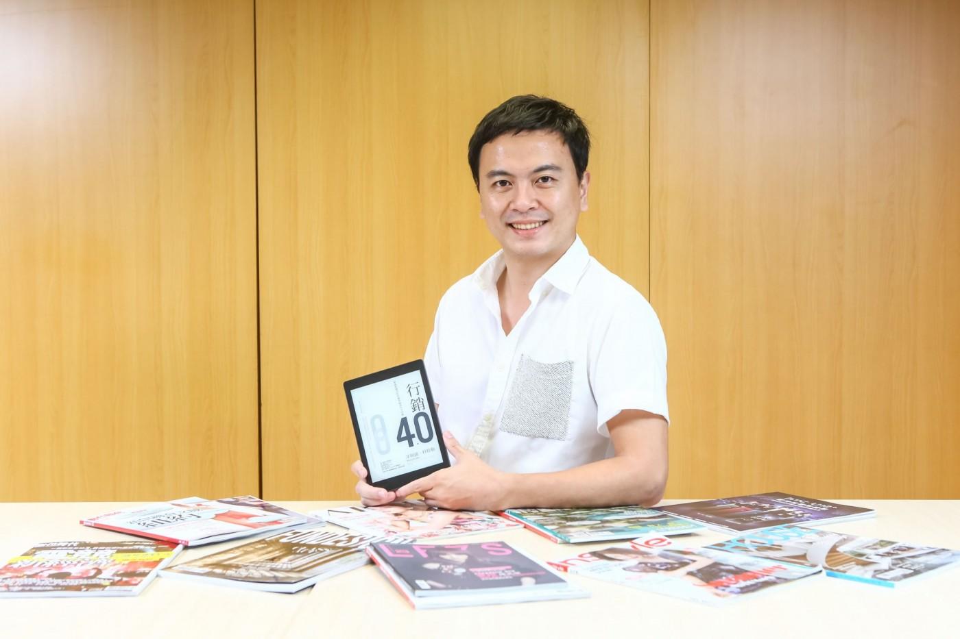 找網紅教看電子書,流量增4倍!樂天Kobo台灣行銷推手是他
