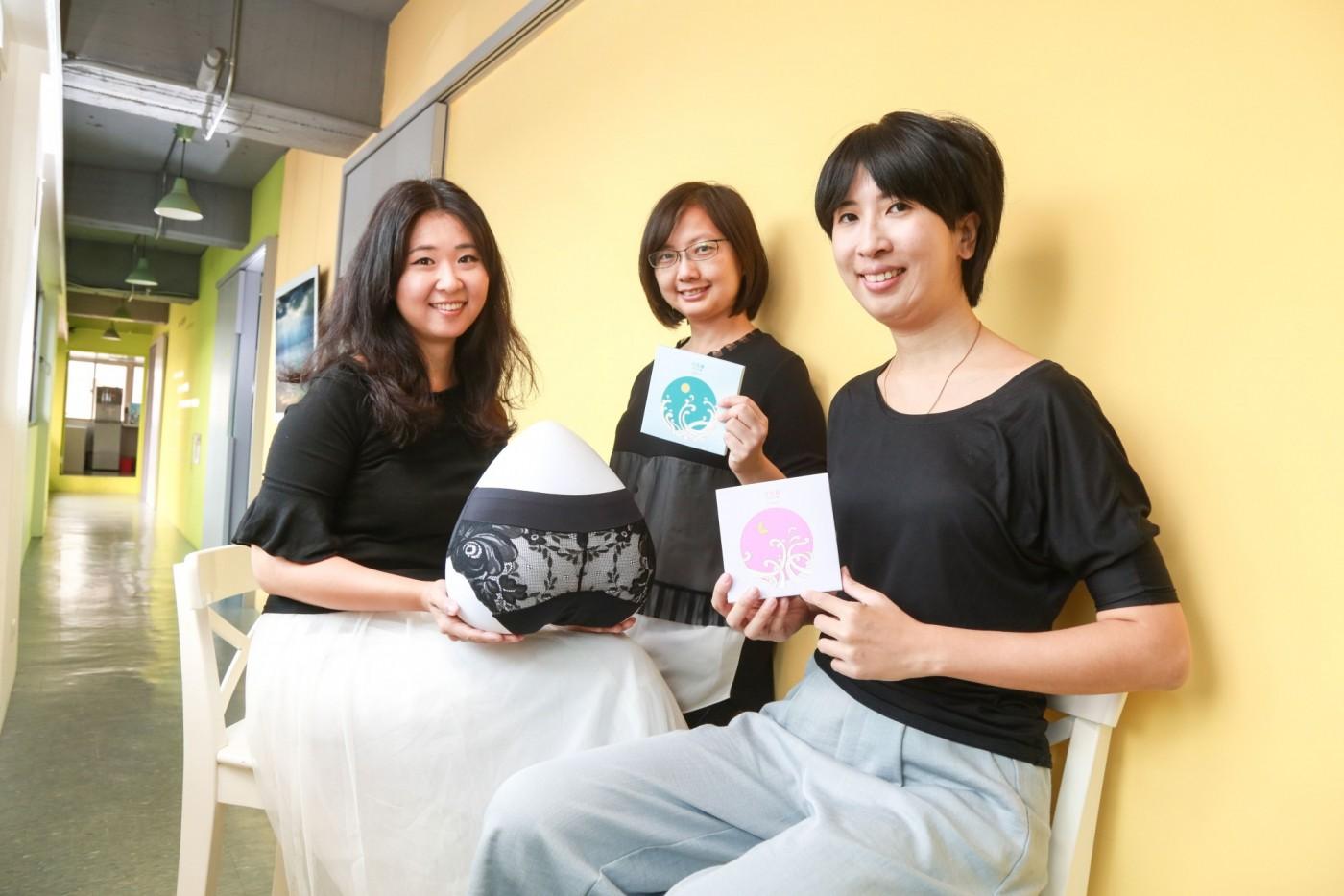 接住每個妳流血的時刻——望月女子給台灣女生「衛生棉以外」的解答