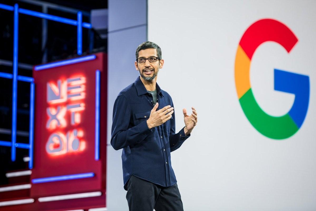 Google執行長打破沉默,首度證實為中國「量身打造」搜尋引擎
