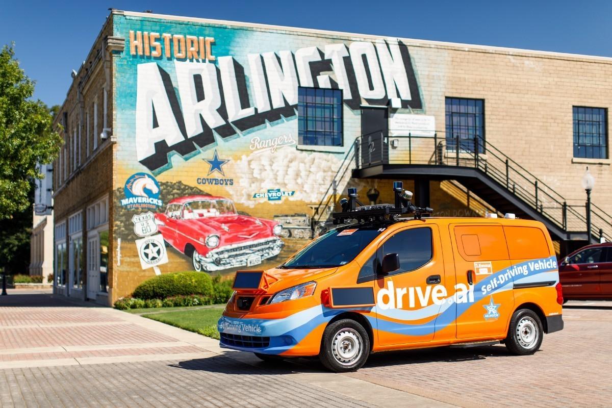 無人計程車搭得到!Drive.ai攻下美國兩座城市、開放遊客手機叫車