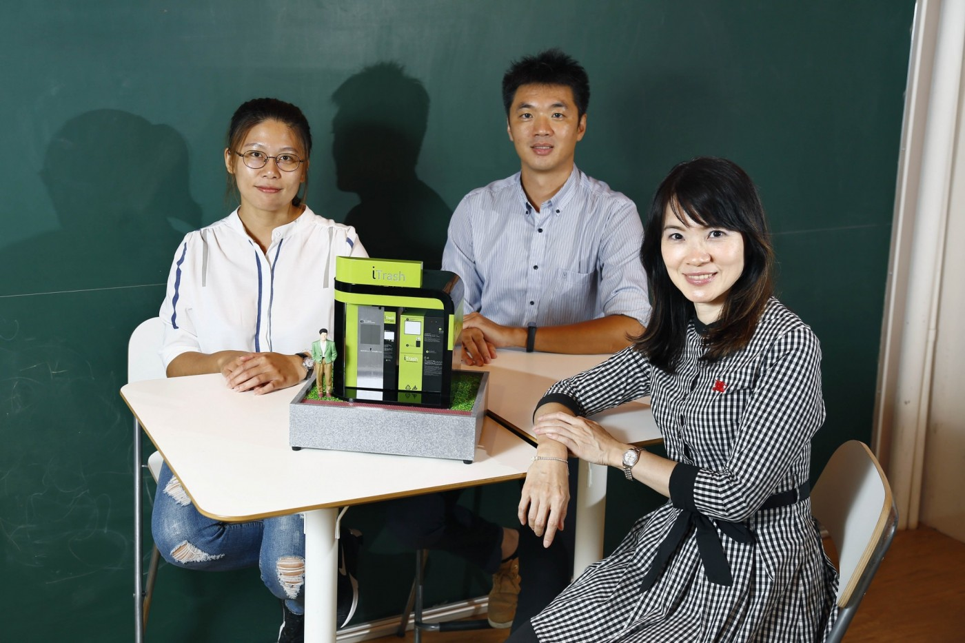 200萬打造垃圾回收整合系統 「iTrash」讓日本人都驚嘆
