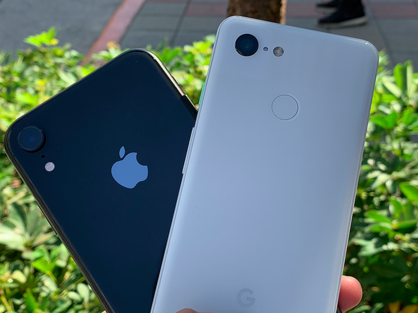 實測Google Pixel 3和 iPhone XR,誰才擁有最強AI單鏡頭?