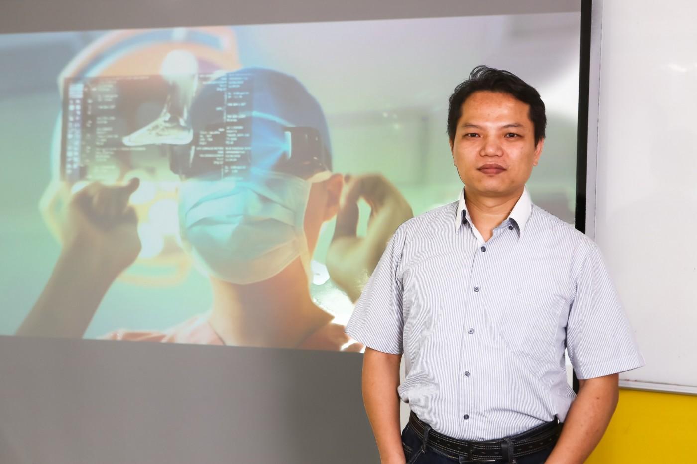 給醫生無敵透視眼!台灣骨王生技開發智慧手術眼鏡解決骨外科手術痛點