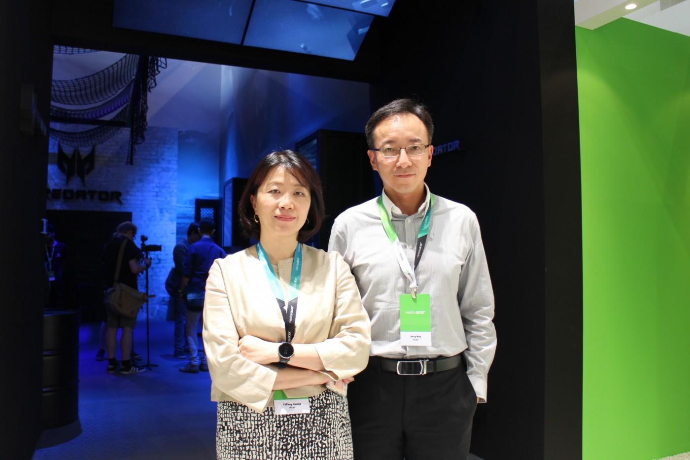循台積電模式,宏碁宣布雙首長制