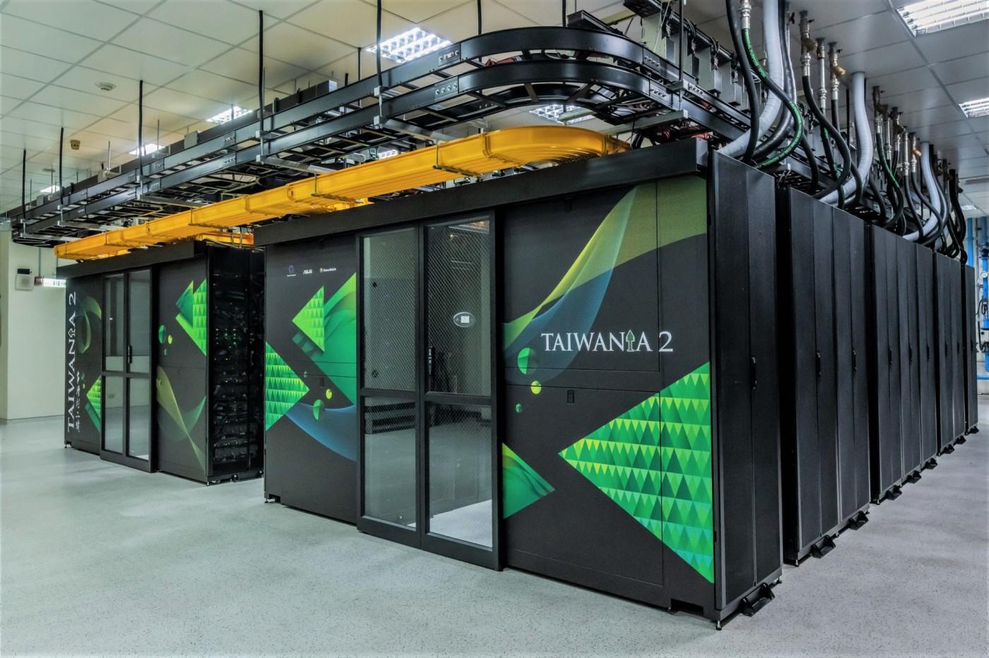 做超級電腦「台灣杉二號」打響名號,華碩出海奪新加坡Certis智慧保全專案