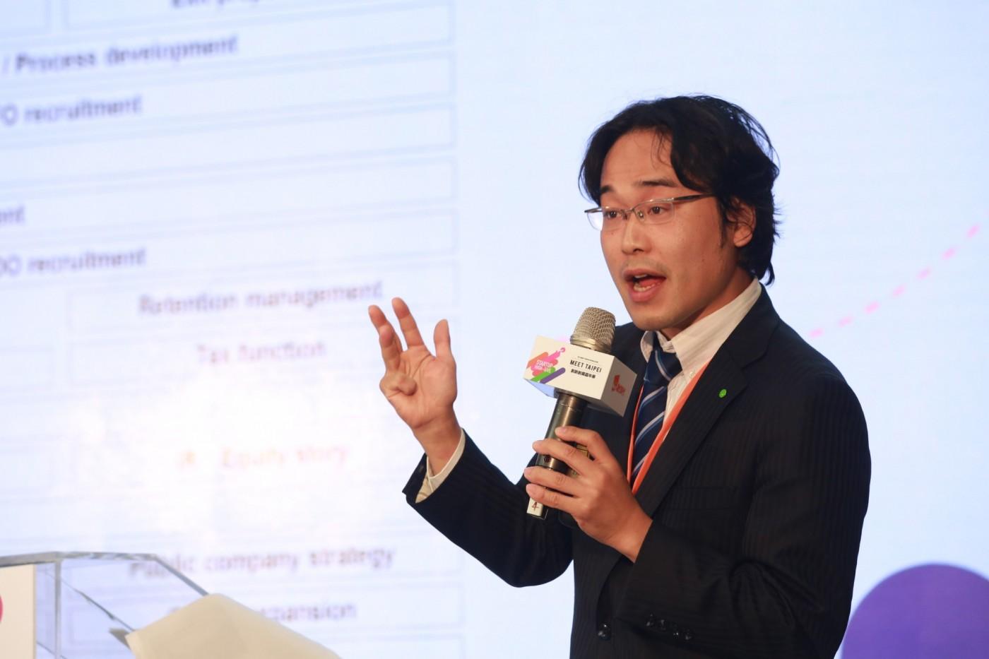 【2018 Meet Taipei】創業第一天就要瞄準國際市場,新創必懂的「地理策略」