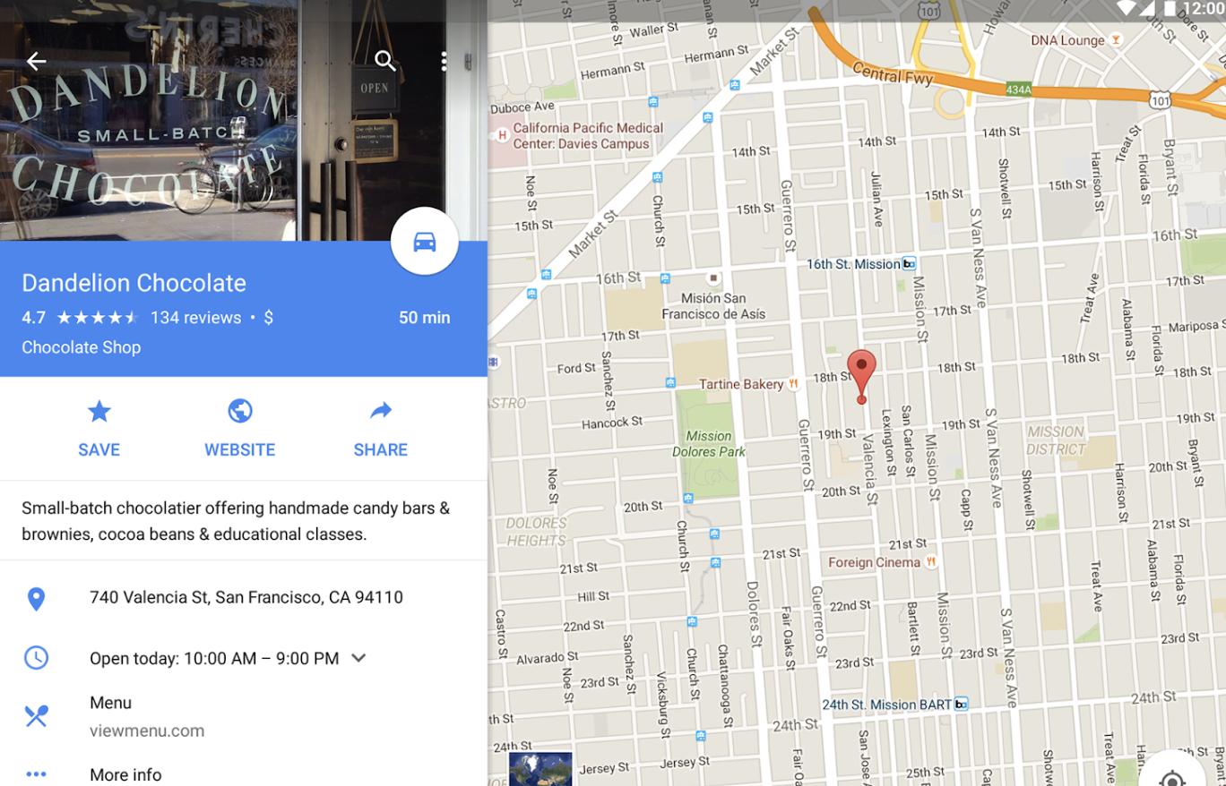 Google Maps客服功能全球上線!搜完店家位置能直接私訊溝通