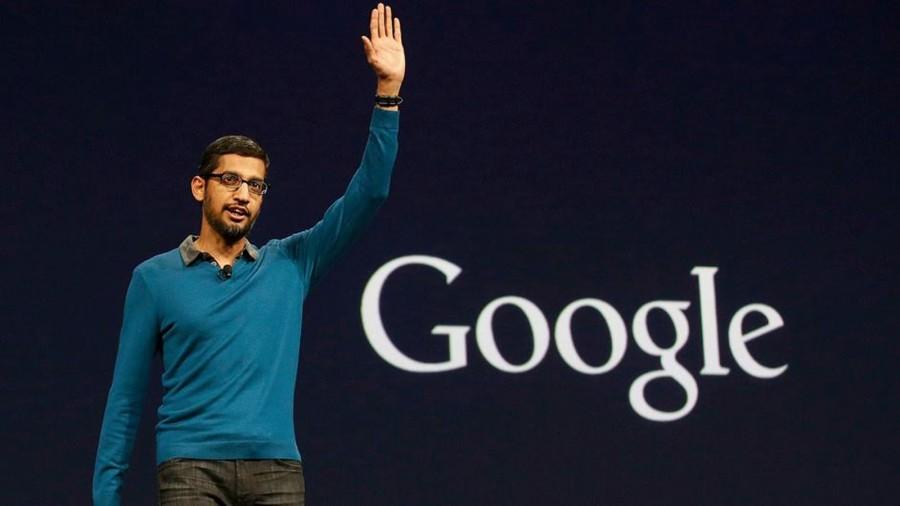上任 3 年營收增一兆!Google CEO:6 萬名員工怎麼領導?我最常做一件事