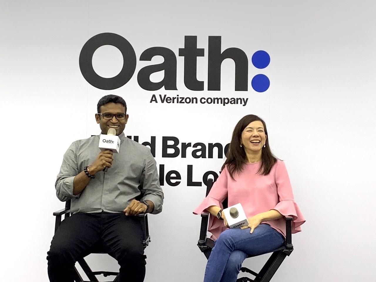 台灣團隊領頭打造生態圈,Oath執行長:不會做像亞馬遜那樣的公司