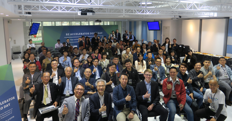 打造台灣成為亞洲數位醫療入口,比翼加速器舉辦第一屆新創發表Demo Day