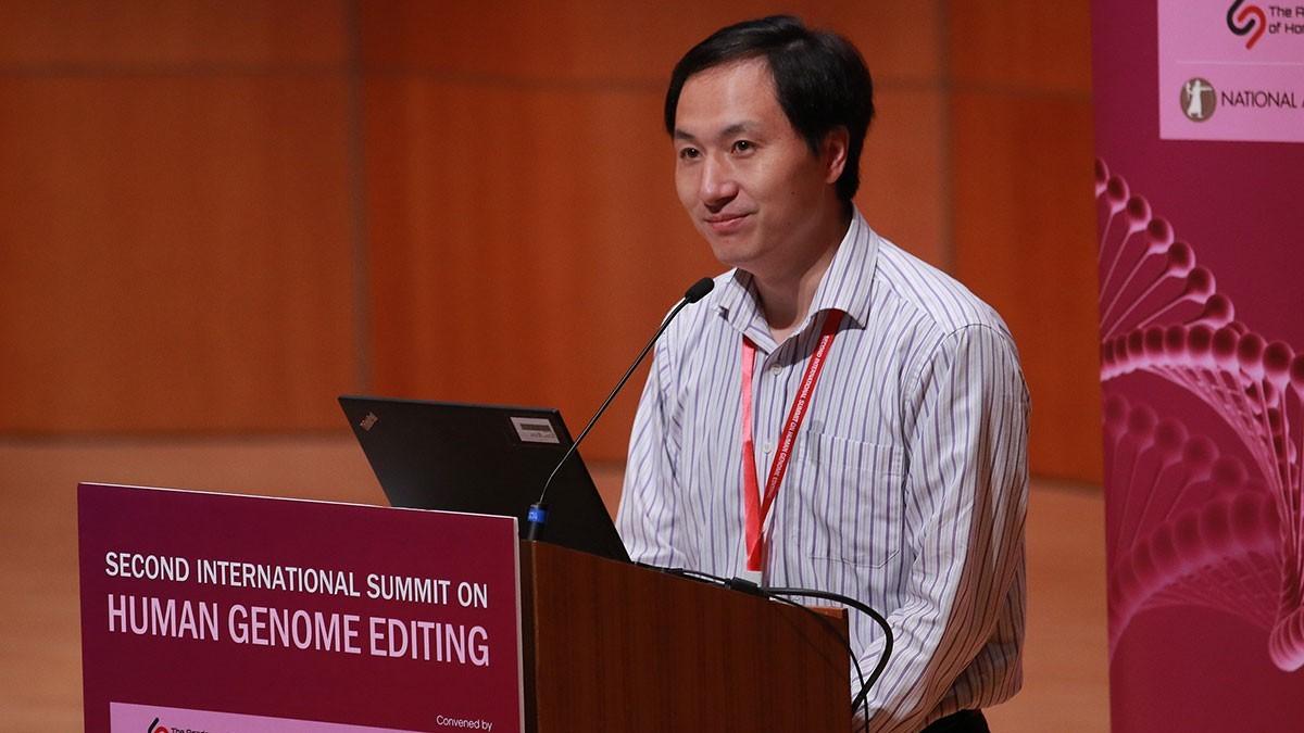 中國首例「基因編輯嬰兒」掀倫理爭議,科學家:用我的下半輩子來負責