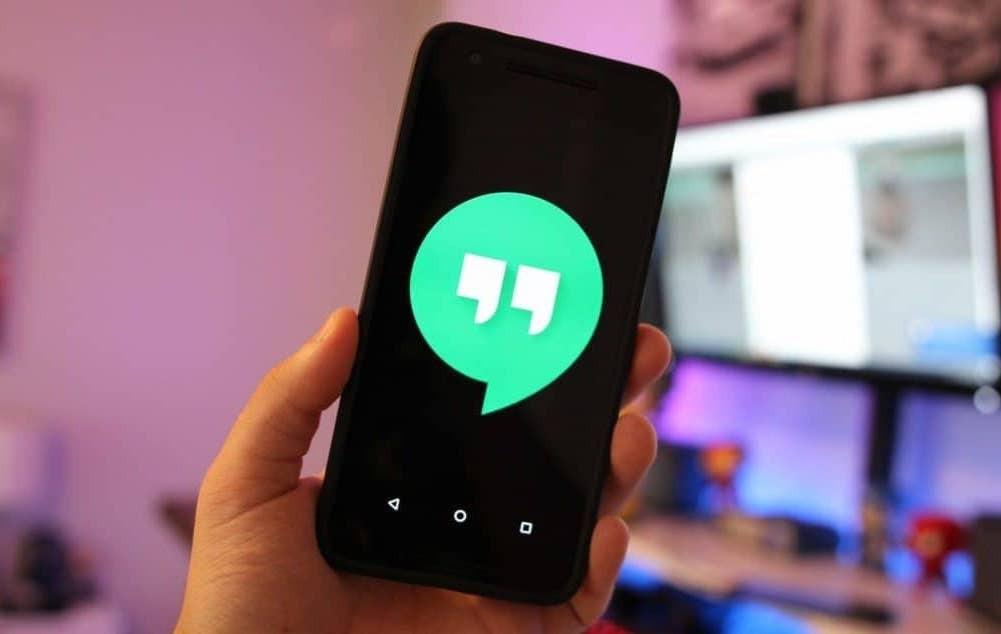 傳Google終於要痛下殺手,通訊服務Hangouts即將關閉