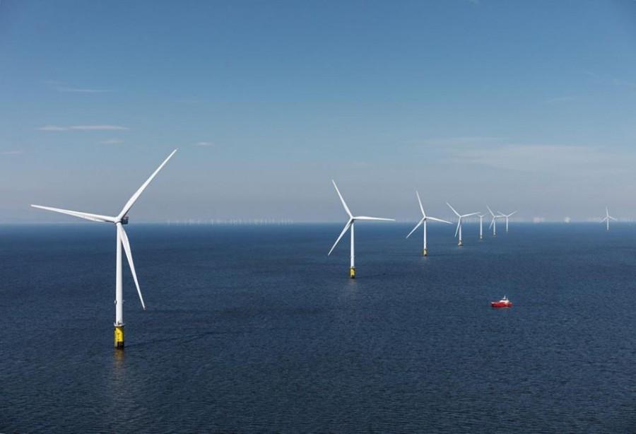 沃旭能源離岸風電