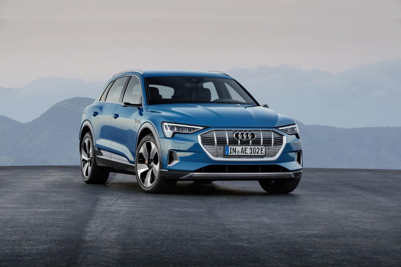 Audi  發展智慧移動 投資百億歐元發展電動車、數位應用及自動駕駛