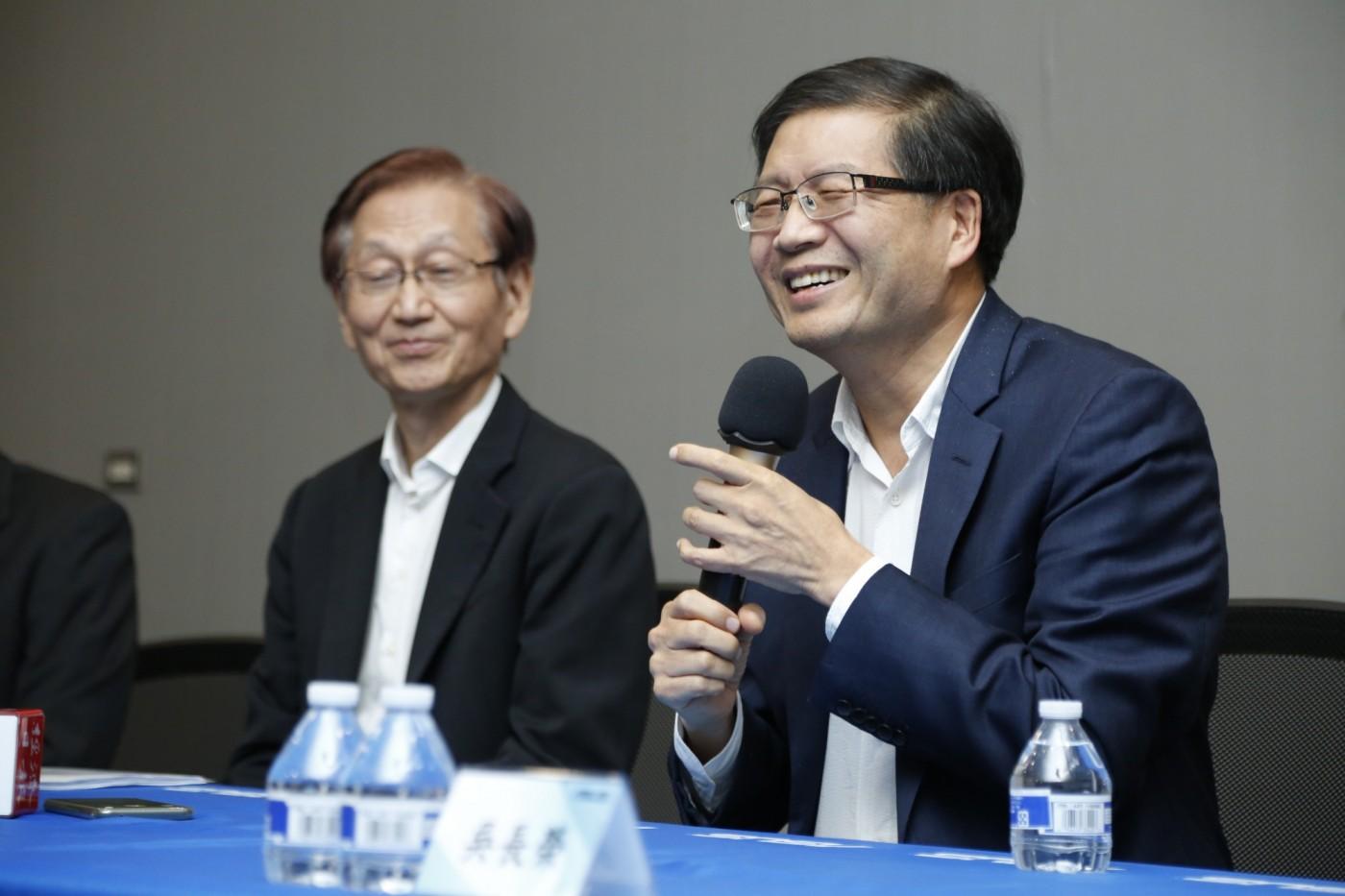 華碩前CEO沈振來將任振樺董事,站上百億元量級工業電腦摔角舞台
